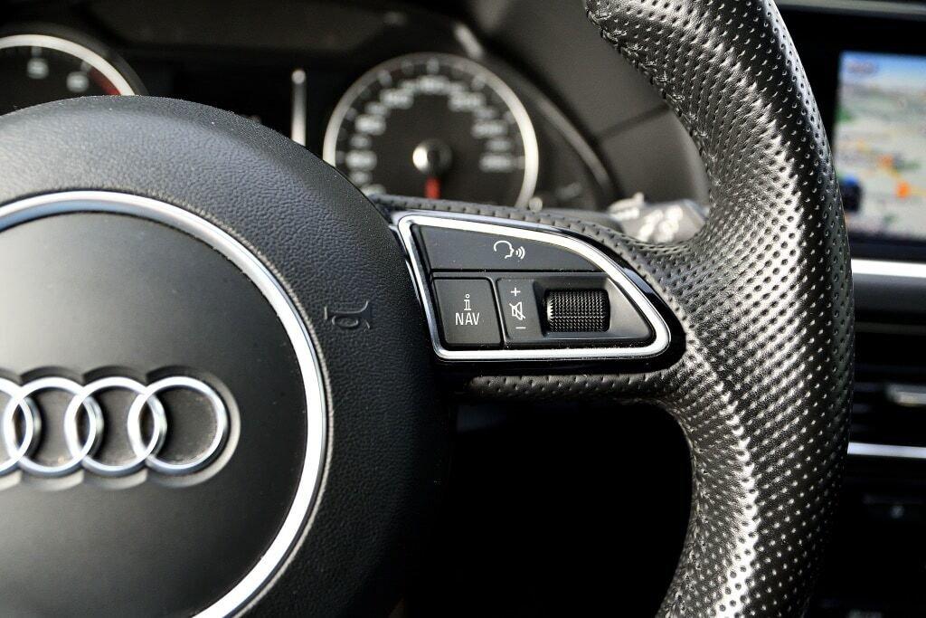 Audi Q5 PROGRESSIV + S-LINE + NAVI 2015 à St-Bruno, Québec - 28 - w1024h768px