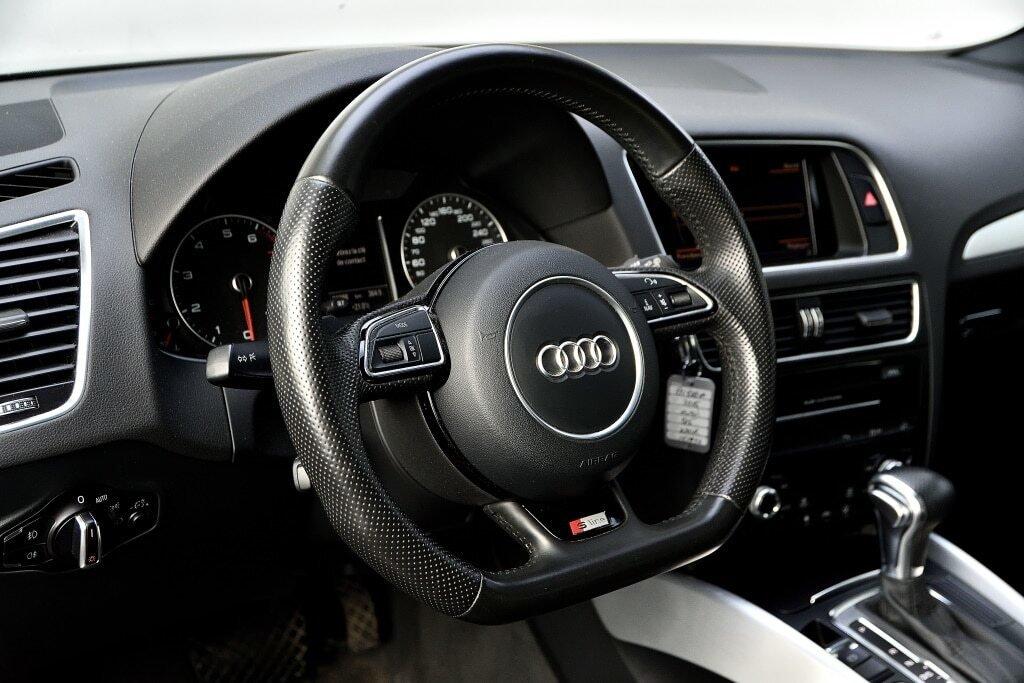 Audi Q5 PROGRESSIV + S-LINE + NAVI 2015 à St-Bruno, Québec - 10 - w1024h768px