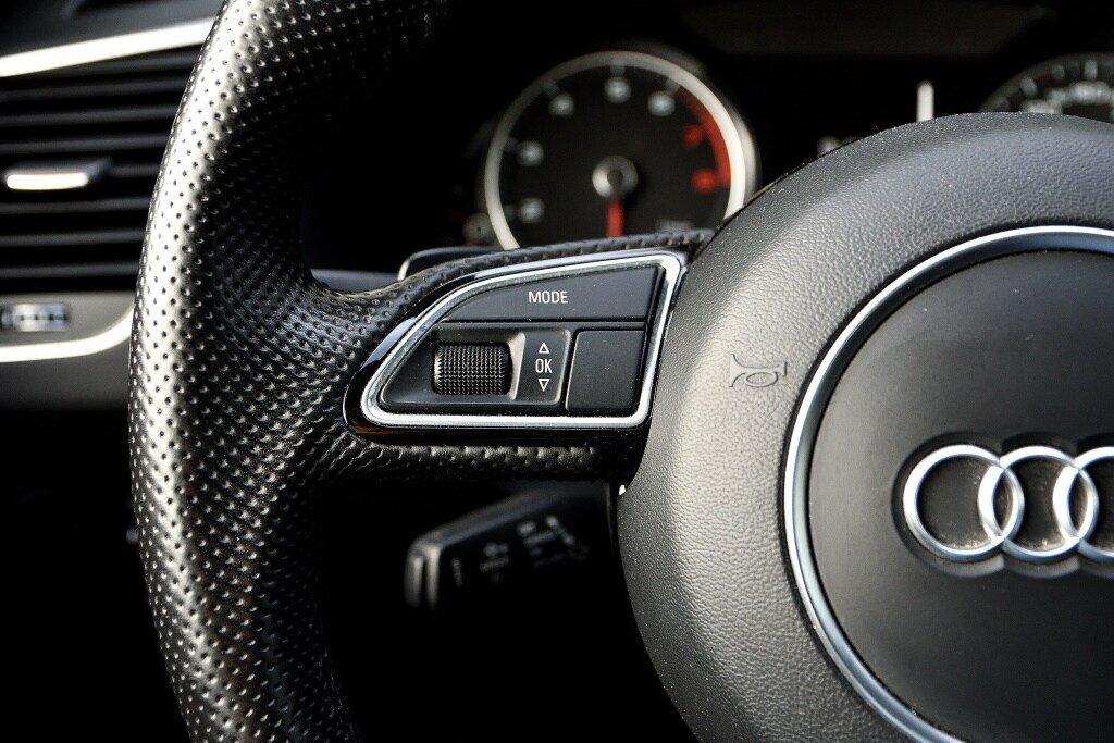 Audi Q5 PROGRESSIV + S-LINE + NAVI 2015 à St-Bruno, Québec - 29 - w1024h768px