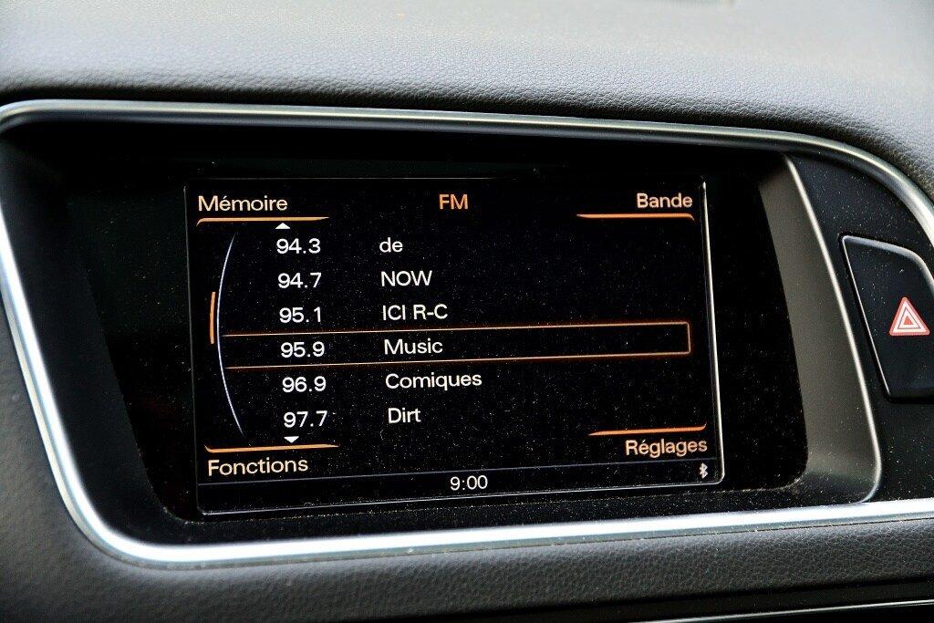 Audi Q5 PROGRESSIV + S-LINE + NAVI 2015 à St-Bruno, Québec - 21 - w1024h768px