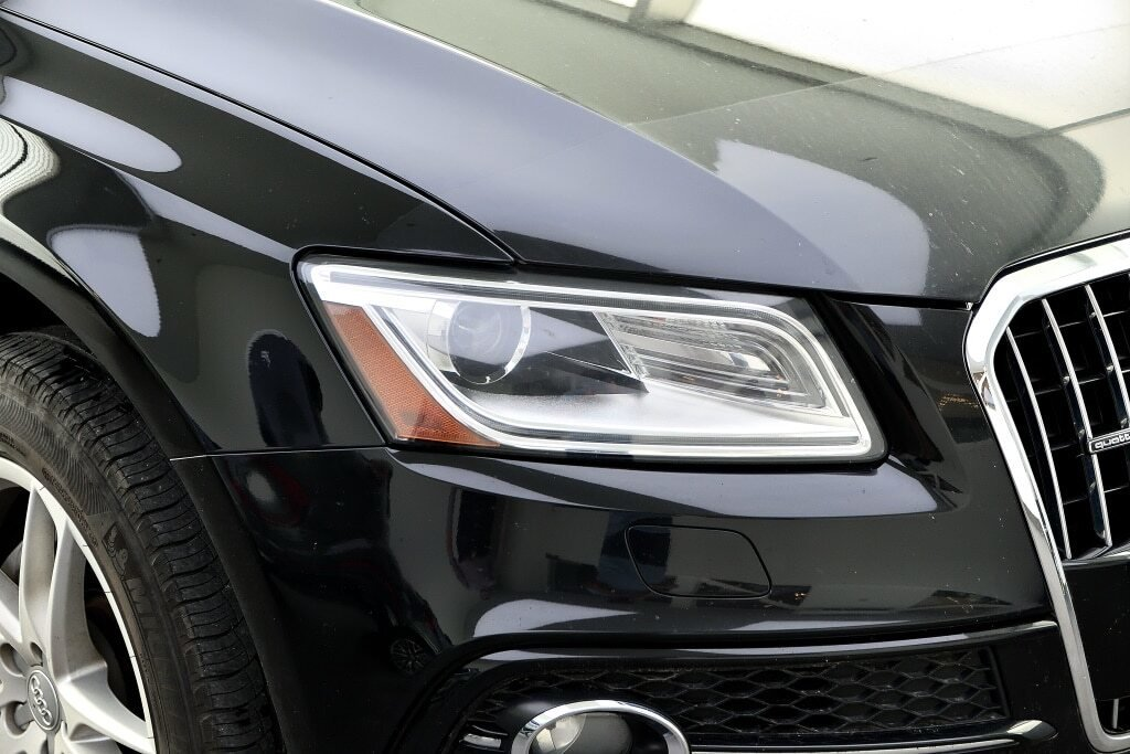 Audi Q5 PROGRESSIV + S-LINE + NAVI 2015 à St-Bruno, Québec - 2 - w1024h768px