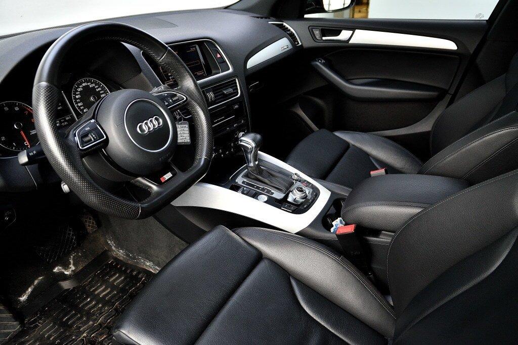 Audi Q5 PROGRESSIV + S-LINE + NAVI 2015 à St-Bruno, Québec - 11 - w1024h768px