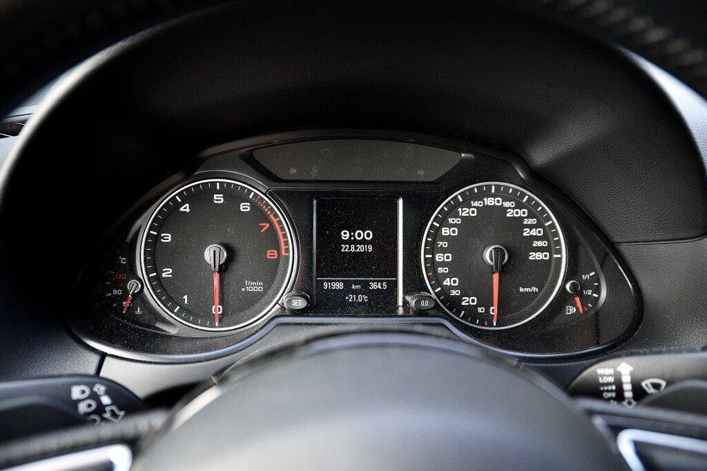 Audi Q5 PROGRESSIV + S-LINE + NAVI 2015 à St-Bruno, Québec - 19 - w1024h768px