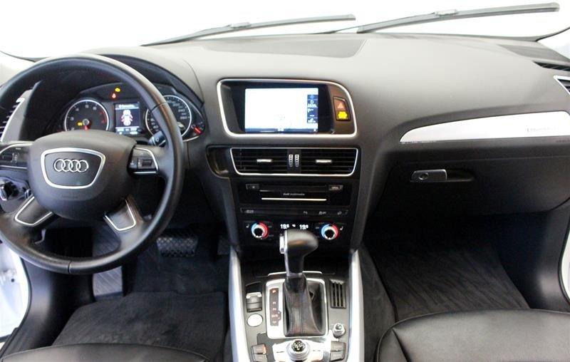 2017 Audi Q5 2.0T Progressiv quattro 8sp Tiptronic in Regina, Saskatchewan - 14 - w1024h768px