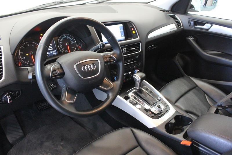 2017 Audi Q5 2.0T Progressiv quattro 8sp Tiptronic in Regina, Saskatchewan - 9 - w1024h768px