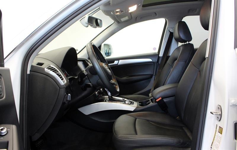 2017 Audi Q5 2.0T Progressiv quattro 8sp Tiptronic in Regina, Saskatchewan - 10 - w1024h768px