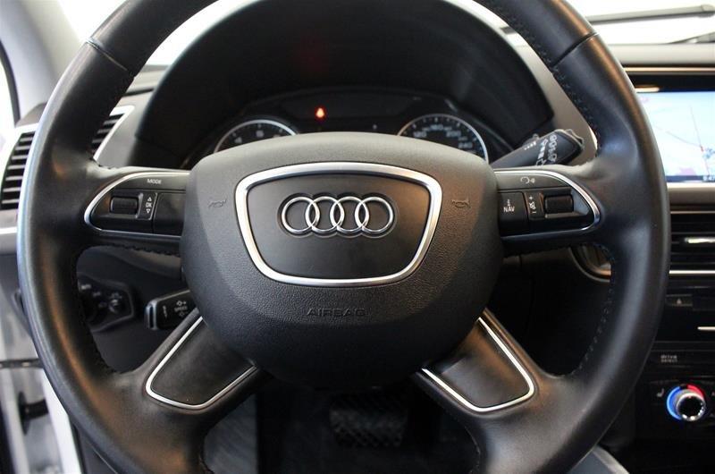 2017 Audi Q5 2.0T Progressiv quattro 8sp Tiptronic in Regina, Saskatchewan - 6 - w1024h768px
