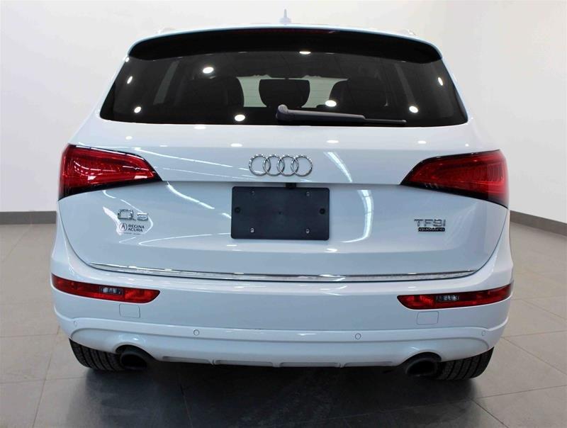 2017 Audi Q5 2.0T Progressiv quattro 8sp Tiptronic in Regina, Saskatchewan - 20 - w1024h768px