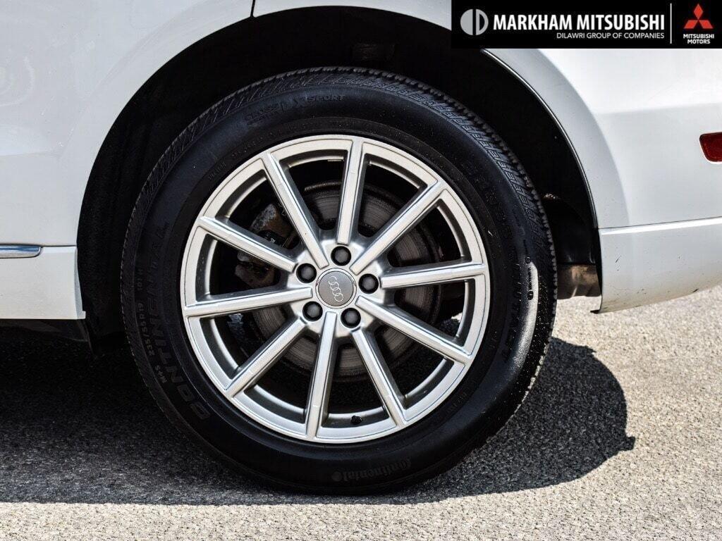 2017 Audi Q5 3.0T Technik quattro 8sp Tiptronic in Markham, Ontario - 8 - w1024h768px