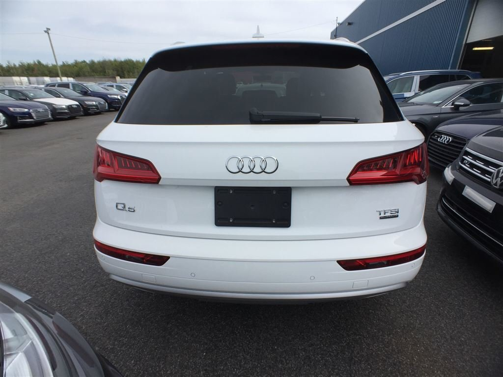 Audi Q5 Komfort 2018 à St-Bruno, Québec - 4 - w1024h768px