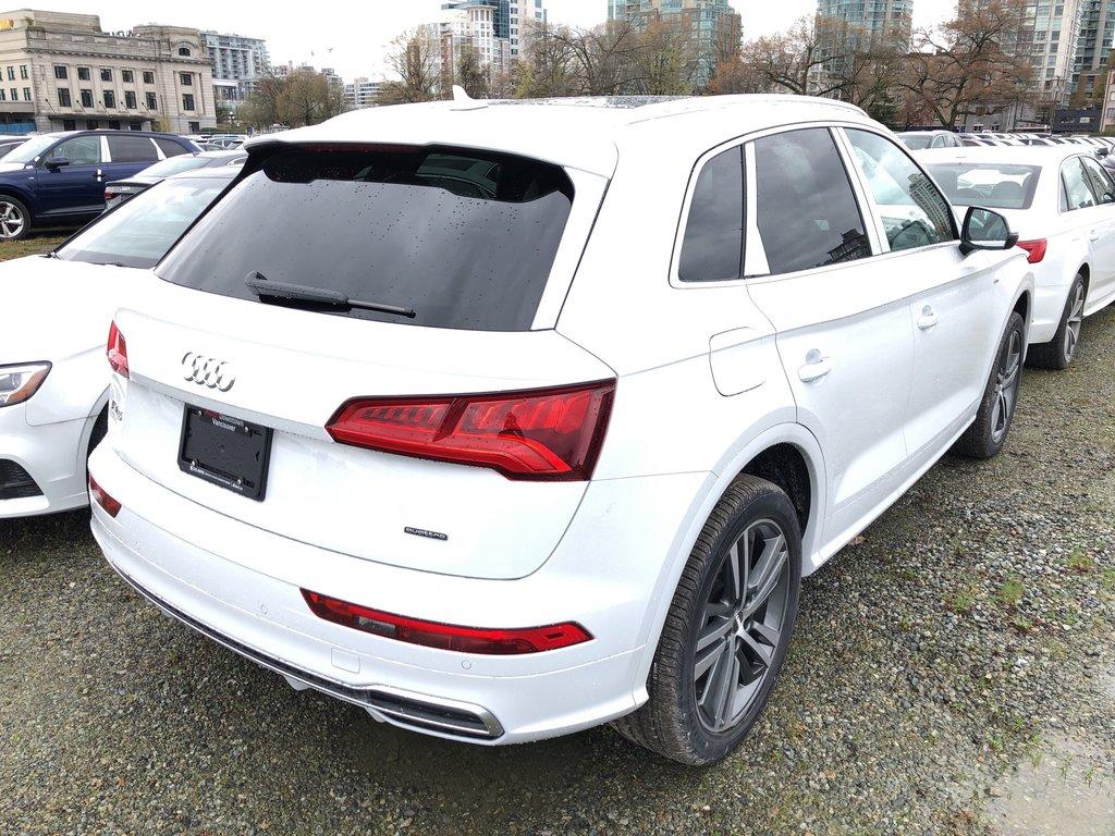 Audi Downtown Vancouver | 2019 Audi Q5 2.0T Progressiv ...