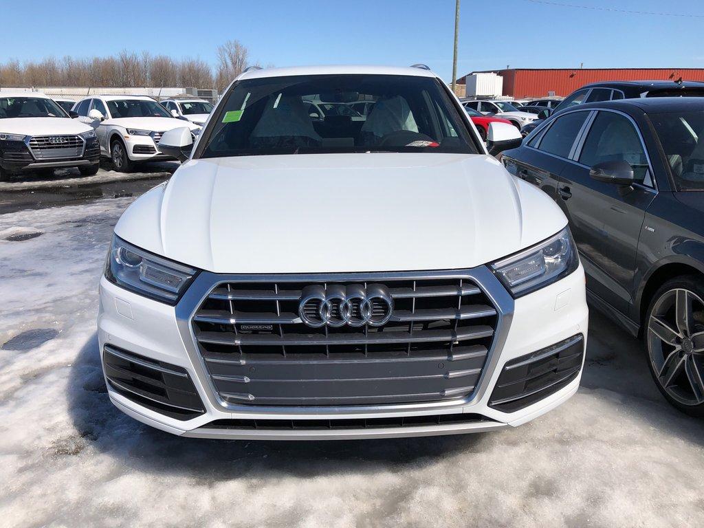 Audi Q5 Komfort 2019 à St-Bruno, Québec - 2 - w1024h768px
