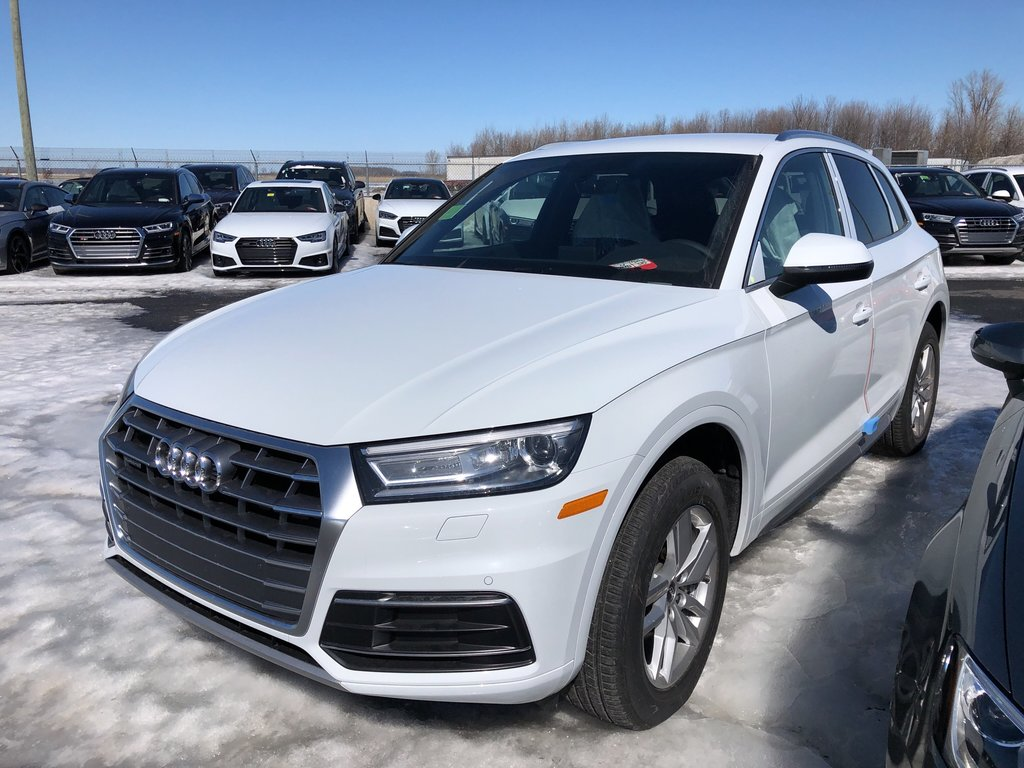 Audi Q5 Komfort 2019 à St-Bruno, Québec - 1 - w1024h768px