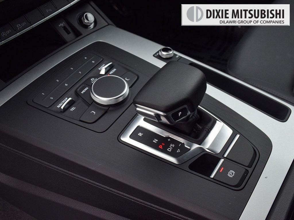 2019 Audi Q5 2.0T Komfort quattro 7sp S Tronic in Mississauga, Ontario - 16 - w1024h768px