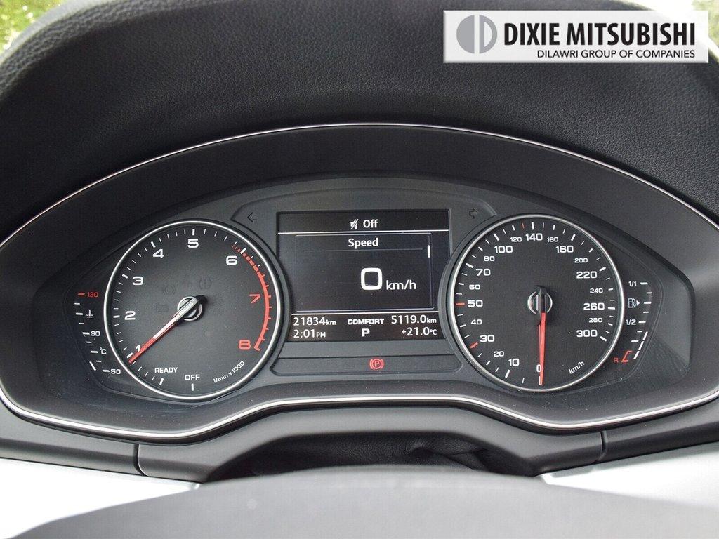 2019 Audi Q5 2.0T Komfort quattro 7sp S Tronic in Mississauga, Ontario - 15 - w1024h768px