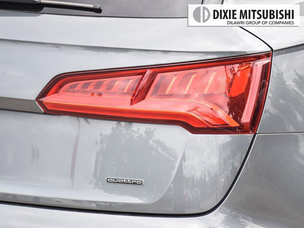 2019 Audi Q5 2.0T Komfort quattro 7sp S Tronic in Mississauga, Ontario - 7 - w1024h768px