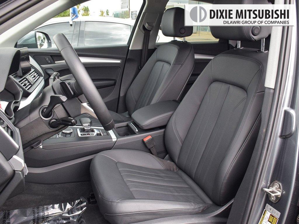 2019 Audi Q5 2.0T Komfort quattro 7sp S Tronic in Mississauga, Ontario - 8 - w1024h768px