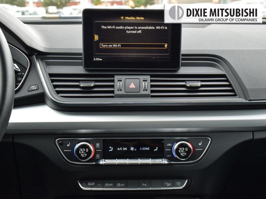 2019 Audi Q5 2.0T Komfort quattro 7sp S Tronic in Mississauga, Ontario - 17 - w1024h768px