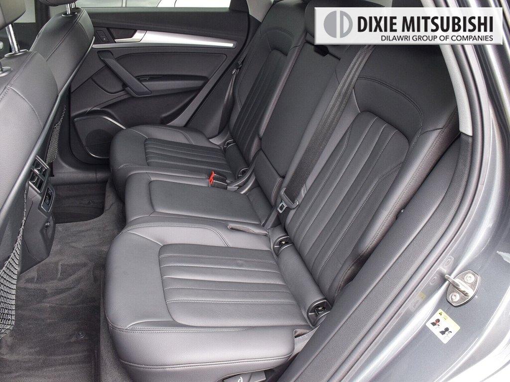 2019 Audi Q5 2.0T Komfort quattro 7sp S Tronic in Mississauga, Ontario - 23 - w1024h768px