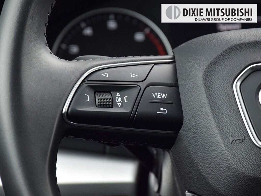 2019 Audi Q5 2.0T Komfort quattro 7sp S Tronic in Mississauga, Ontario - 13 - w1024h768px