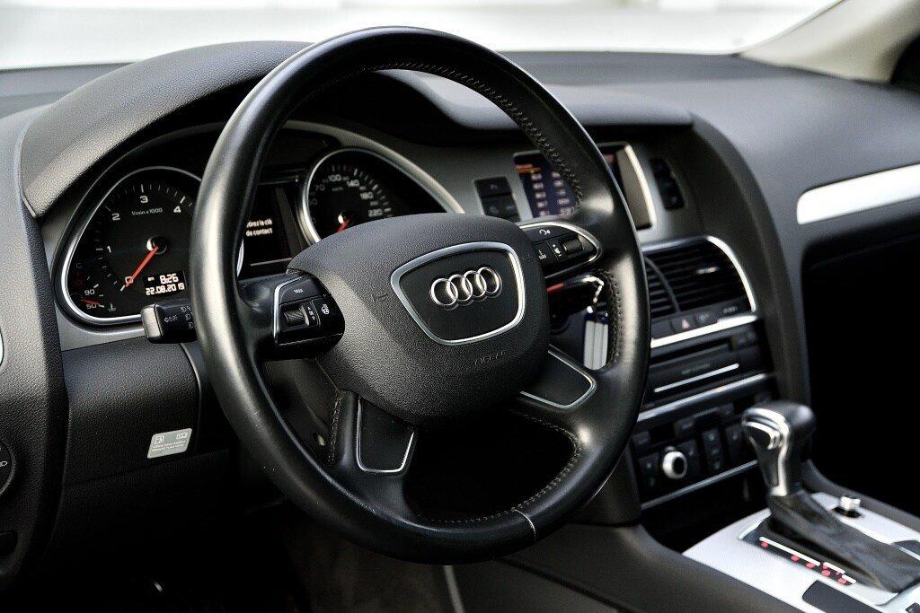 Audi Q7 PROGRESSIV + TDI + BAS KILO 2015 à St-Bruno, Québec - 11 - w1024h768px