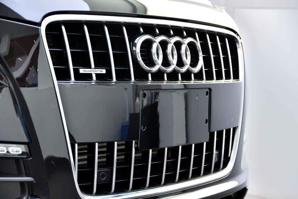 Audi Q7 PROGRESSIV + TDI + BAS KILO 2015 à St-Bruno, Québec - 3 - w1024h768px