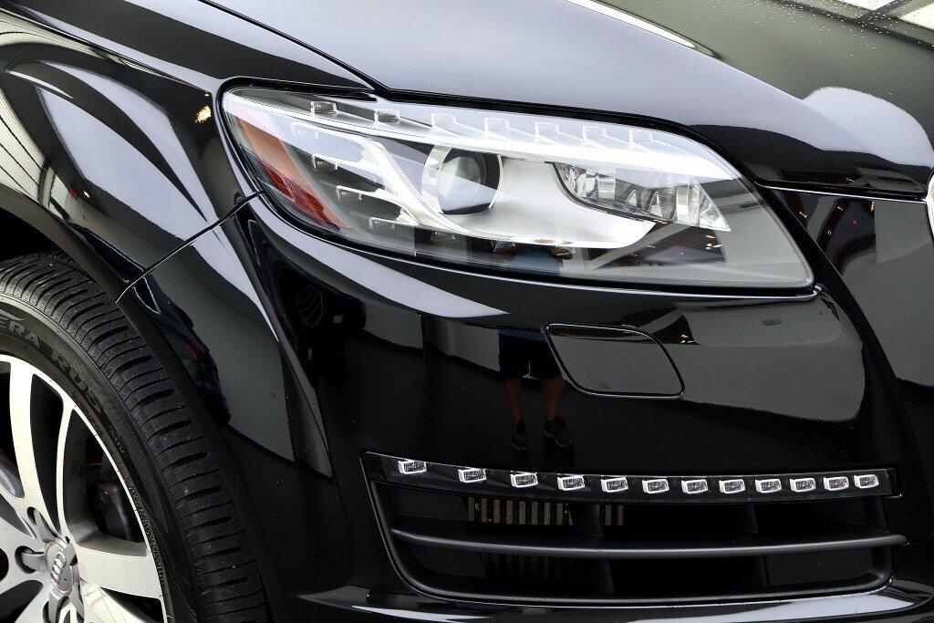 Audi Q7 PROGRESSIV + TDI + BAS KILO 2015 à St-Bruno, Québec - 2 - w1024h768px