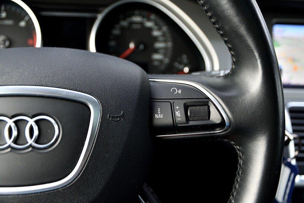 Audi Q7 PROGRESSIV + TDI + BAS KILO 2015 à St-Bruno, Québec - 28 - w1024h768px