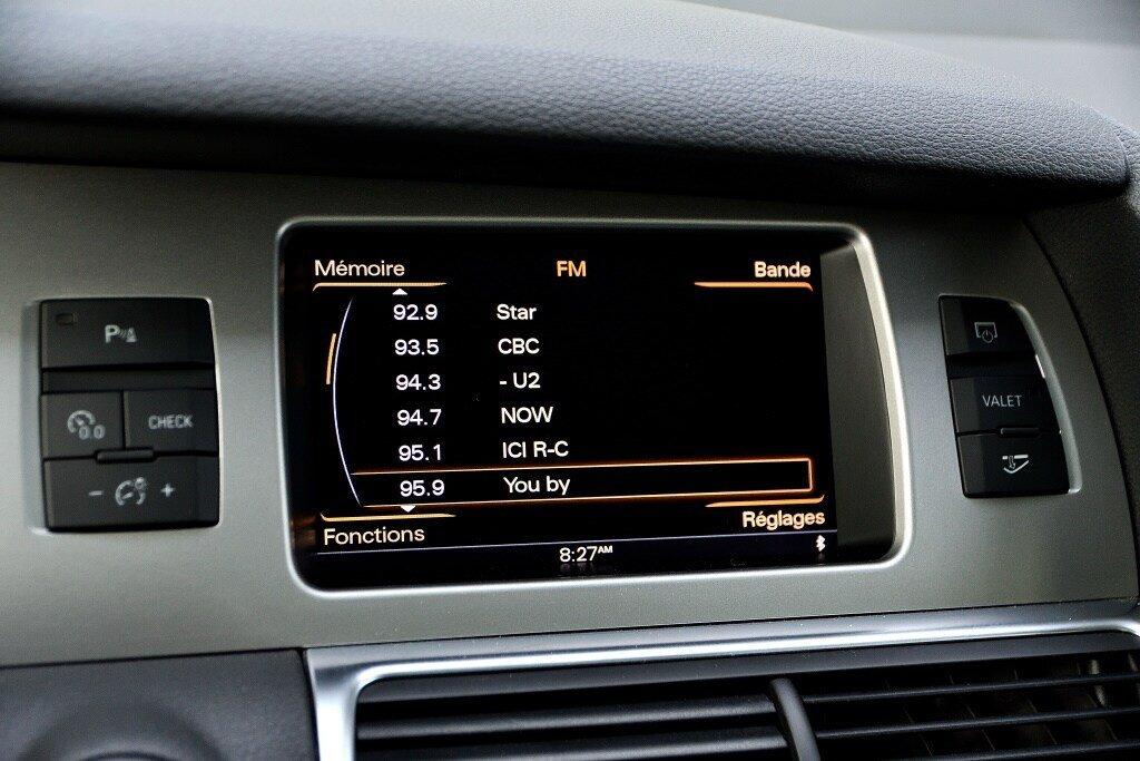 Audi Q7 PROGRESSIV + TDI + BAS KILO 2015 à St-Bruno, Québec - 22 - w1024h768px