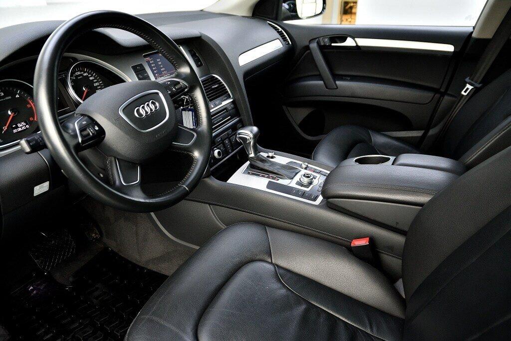 Audi Q7 PROGRESSIV + TDI + BAS KILO 2015 à St-Bruno, Québec - 12 - w1024h768px
