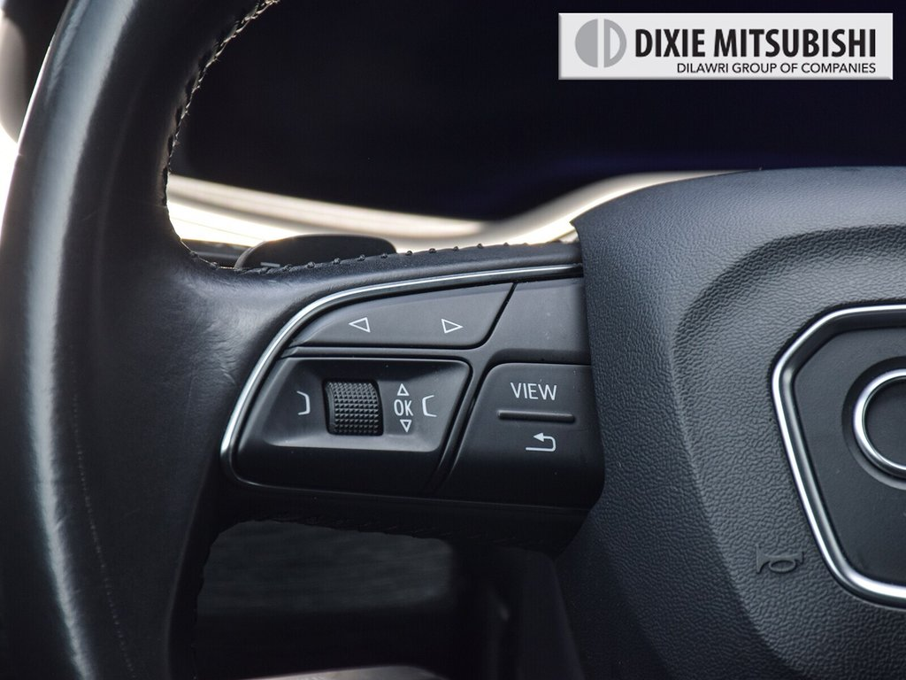 2017 Audi Q7 3.0T Technik quattro 8sp Tiptronic in Mississauga, Ontario - 13 - w1024h768px