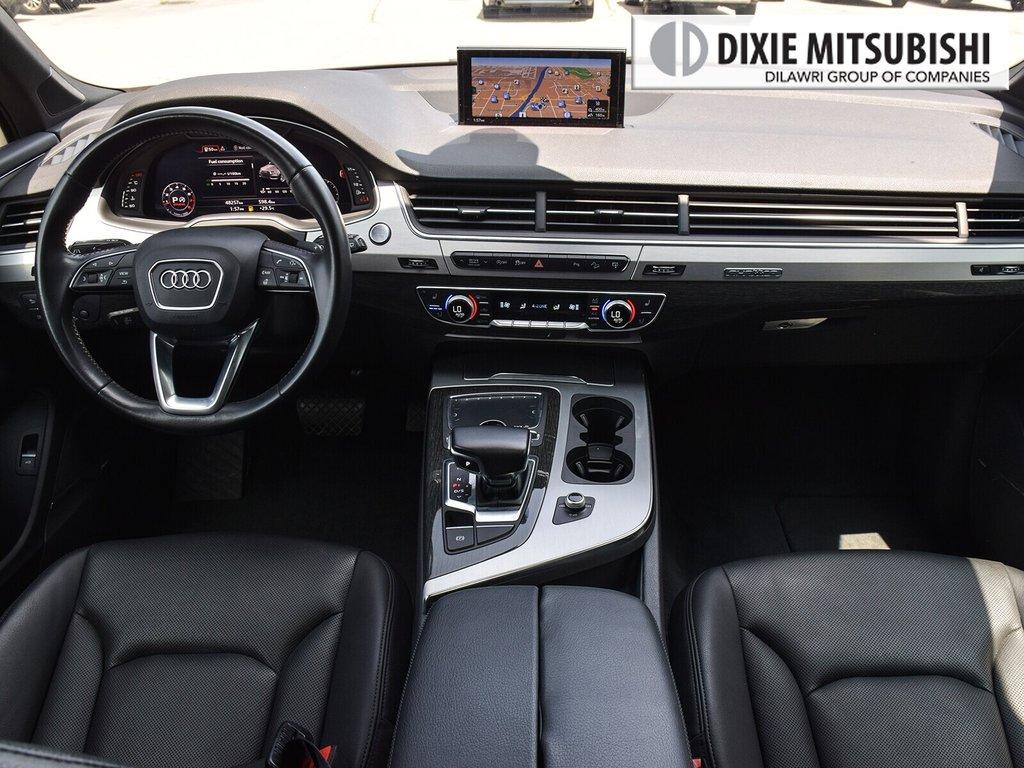 2017 Audi Q7 3.0T Technik quattro 8sp Tiptronic in Mississauga, Ontario - 11 - w1024h768px