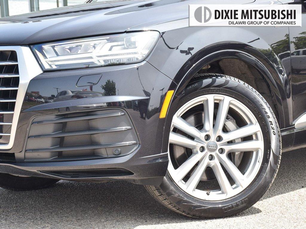 2017 Audi Q7 3.0T Technik quattro 8sp Tiptronic in Mississauga, Ontario - 6 - w1024h768px
