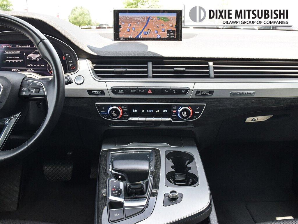 2017 Audi Q7 3.0T Technik quattro 8sp Tiptronic in Mississauga, Ontario - 18 - w1024h768px