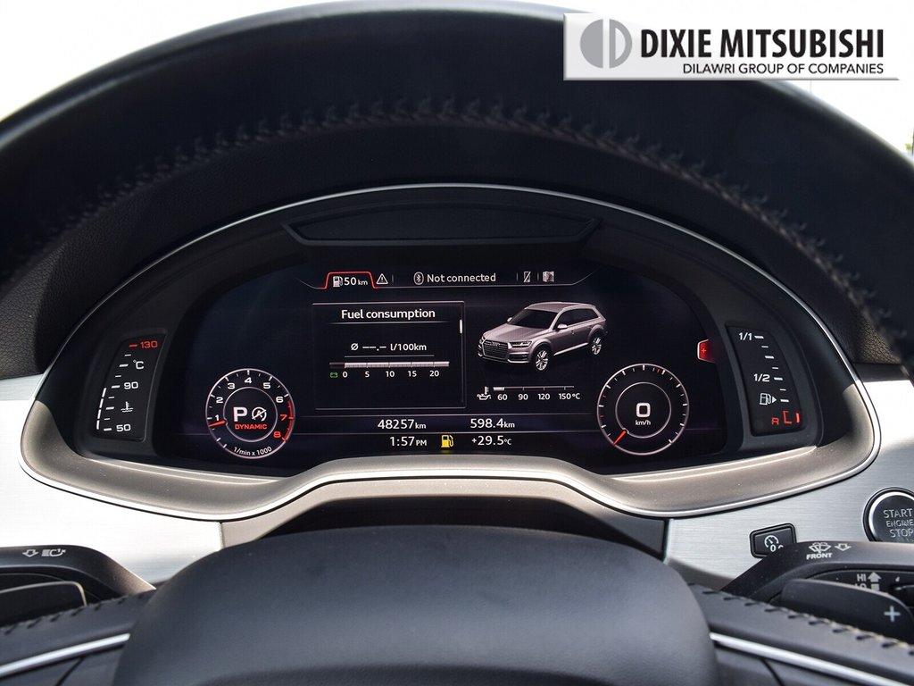 2017 Audi Q7 3.0T Technik quattro 8sp Tiptronic in Mississauga, Ontario - 15 - w1024h768px