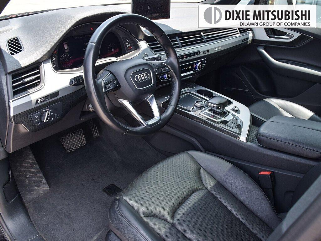 2017 Audi Q7 3.0T Technik quattro 8sp Tiptronic in Mississauga, Ontario - 10 - w1024h768px