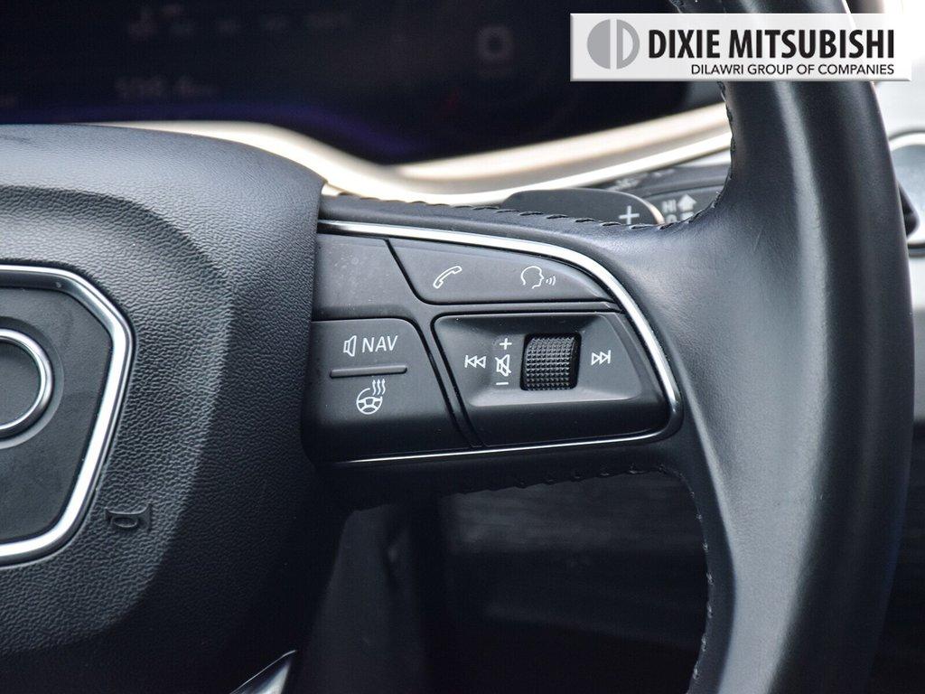 2017 Audi Q7 3.0T Technik quattro 8sp Tiptronic in Mississauga, Ontario - 14 - w1024h768px