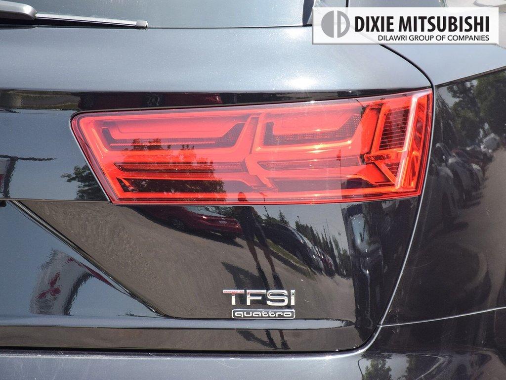 2017 Audi Q7 3.0T Technik quattro 8sp Tiptronic in Mississauga, Ontario - 8 - w1024h768px