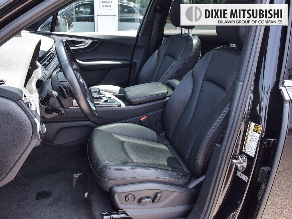 2017 Audi Q7 3.0T Technik quattro 8sp Tiptronic in Mississauga, Ontario - 9 - w1024h768px