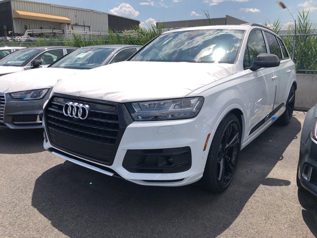 Audi Q7 Technik 2019 à St-Bruno, Québec - 1 - w1024h768px