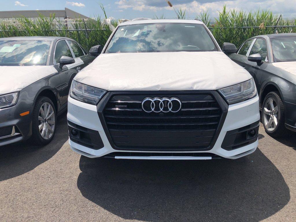 Audi Q7 Technik 2019 à St-Bruno, Québec - 2 - w1024h768px