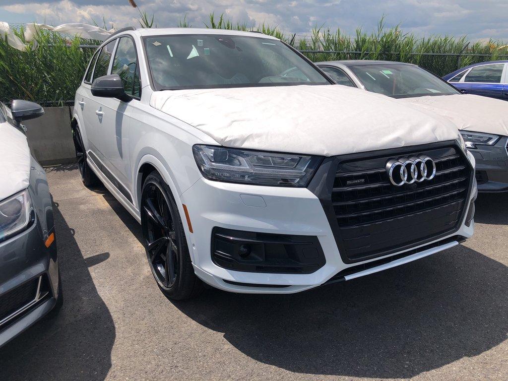 Audi Q7 Technik 2019 à St-Bruno, Québec - 3 - w1024h768px