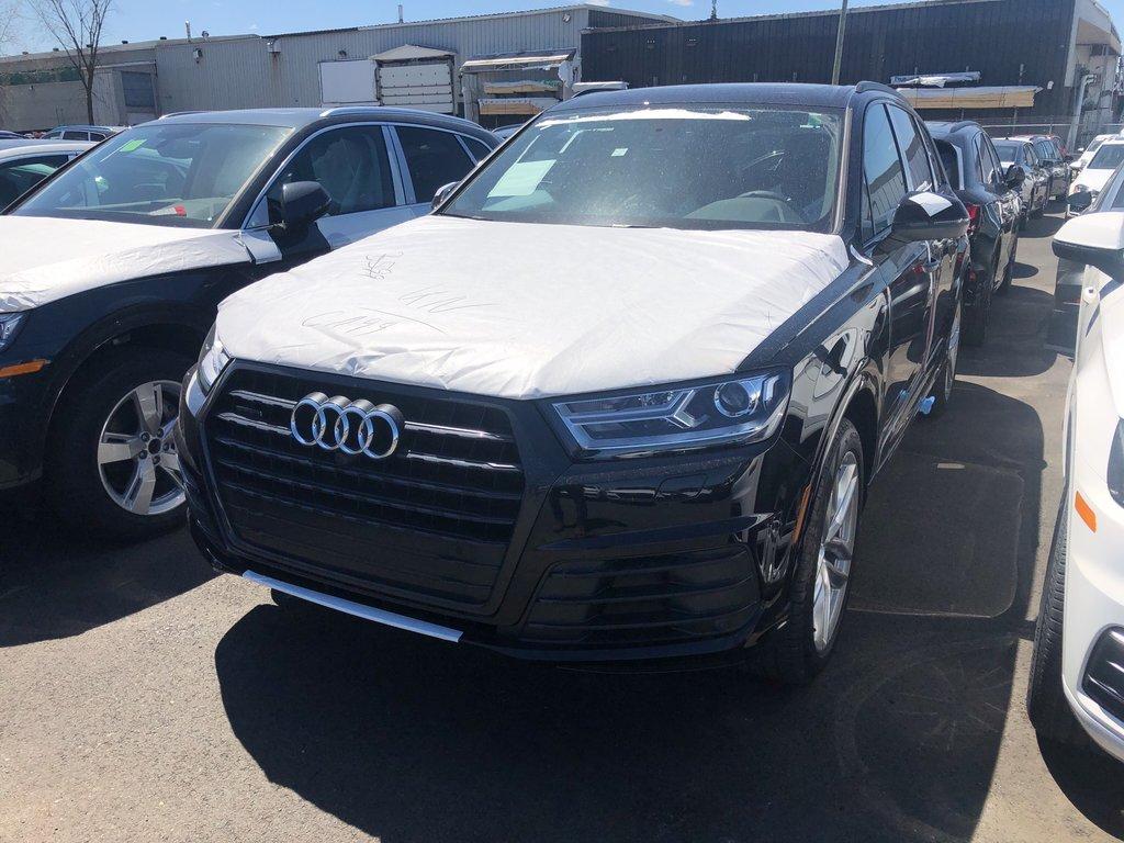 Audi Q7 Progressiv 2019 à St-Bruno, Québec - 1 - w1024h768px
