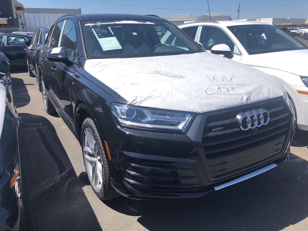 Audi Q7 Progressiv 2019 à St-Bruno, Québec - 3 - w1024h768px