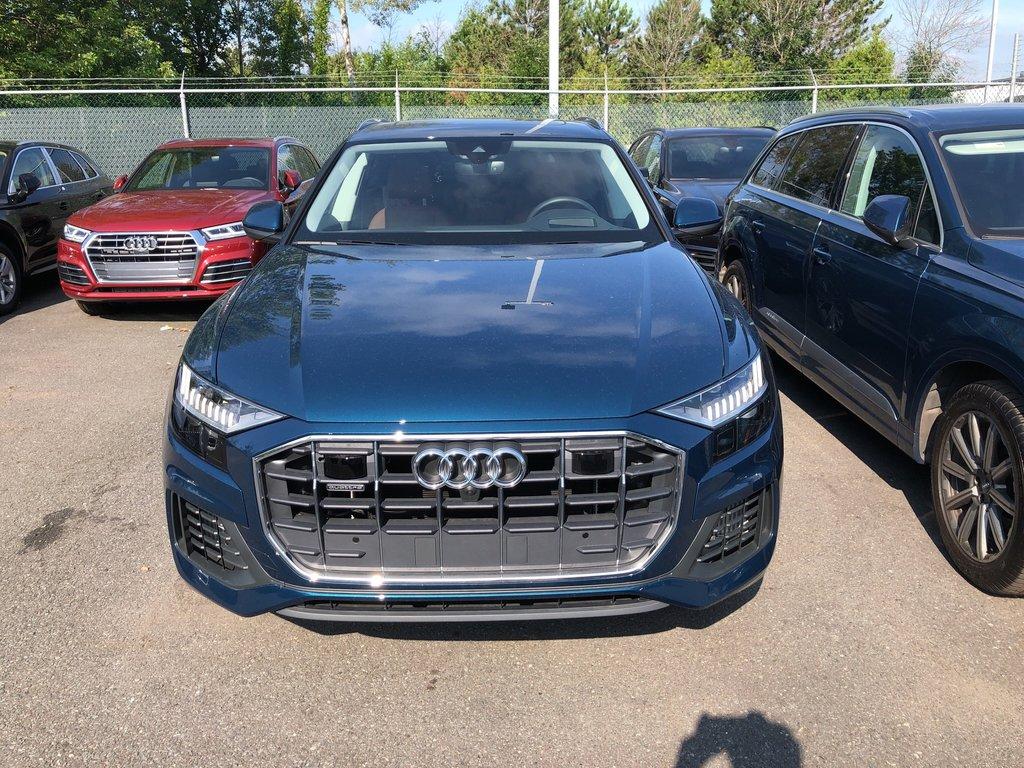 Audi Q8 Technik 2019 à St-Bruno, Québec - 2 - w1024h768px