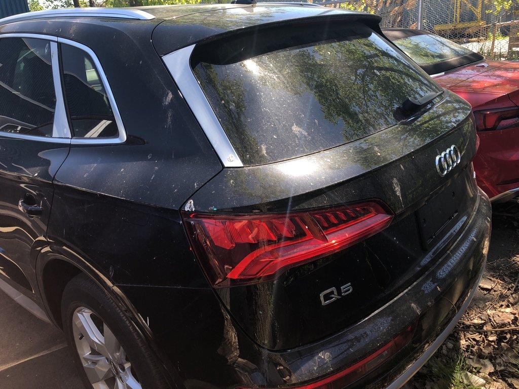 Audi Q8 Progressiv 2019 à St-Bruno, Québec - 4 - w1024h768px
