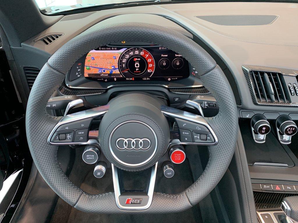 Audi Used Car Finance >> Audi Queensway | 2020 Audi R8 Spyder 5.2 V10 Performance ...