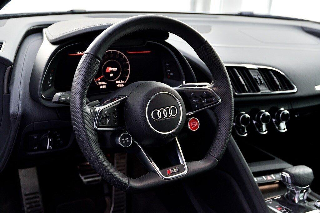 Audi R8 V10 RWS + PROPULSION + RARE 2018 à St-Bruno, Québec - 13 - w1024h768px