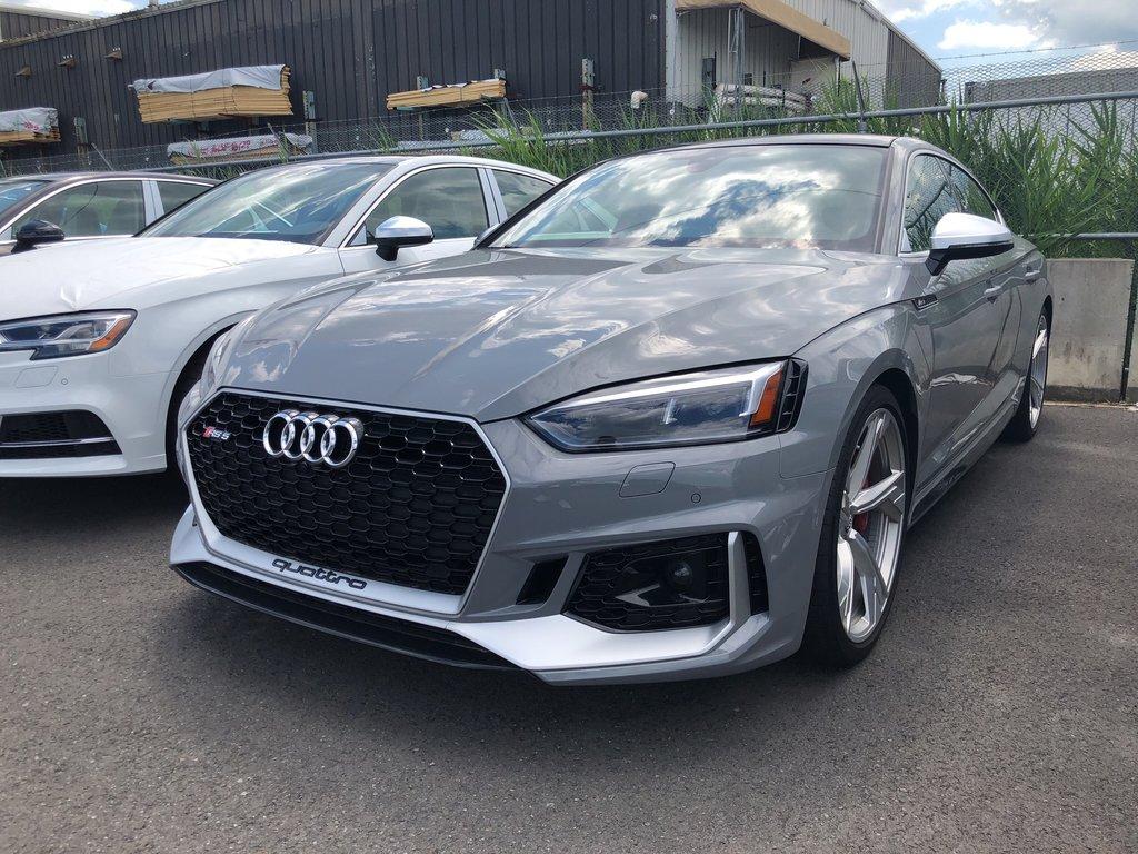 Audi RS 5 Sportback  2019 à St-Bruno, Québec - 1 - w1024h768px