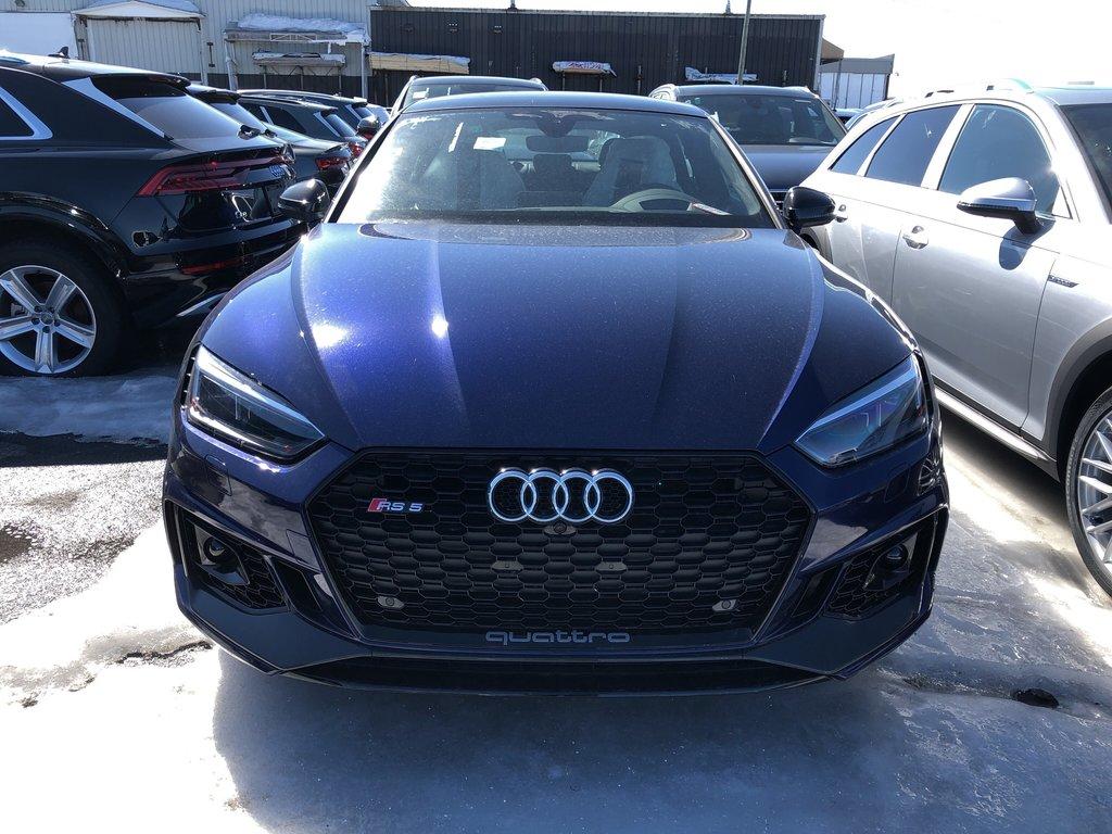 Audi RS 5 Sportback  2019 à St-Bruno, Québec - 2 - w1024h768px